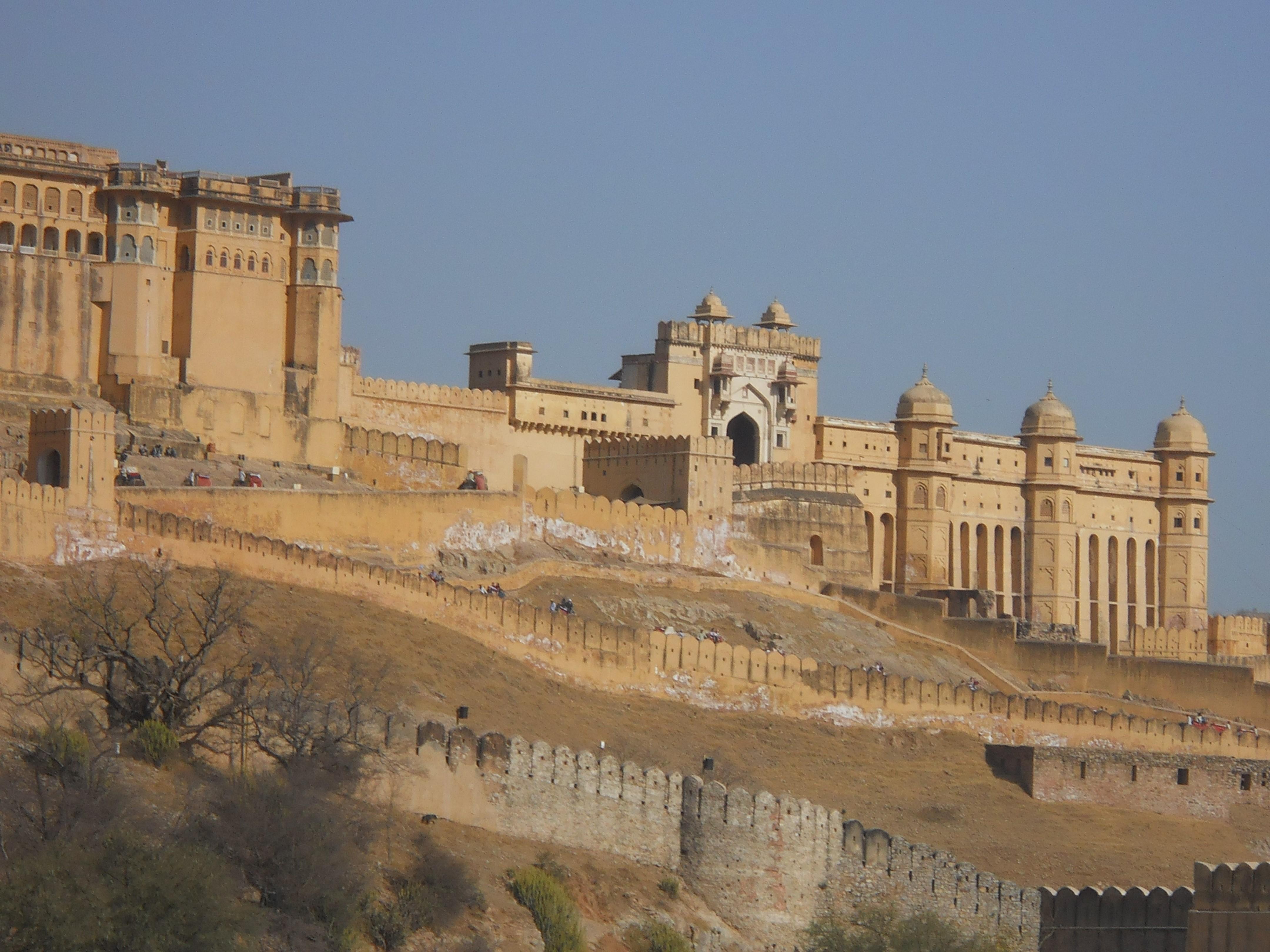 Pink City Jaipur by Train - ICS Travel Group