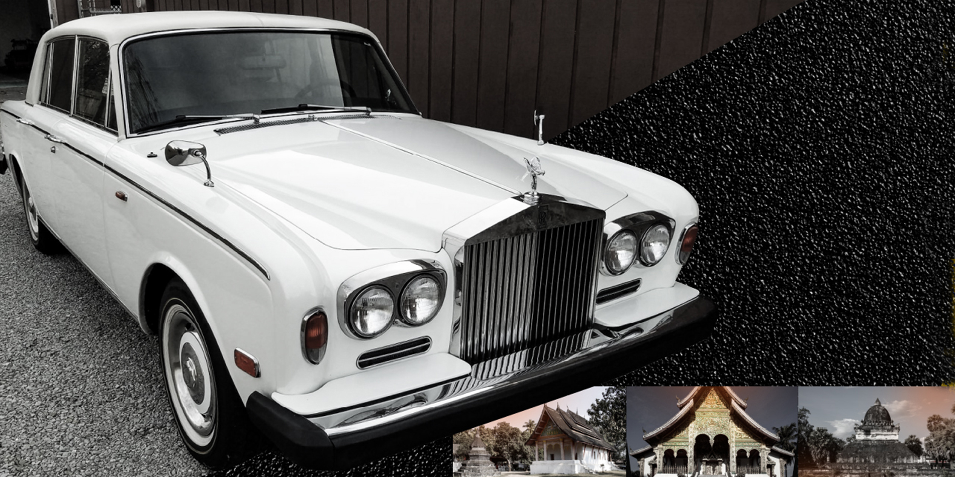 Luang Prabang by Luxury Classic Car
