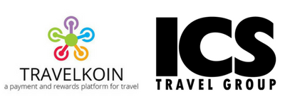 ICS Travel Group announces partnership with TravelKoin