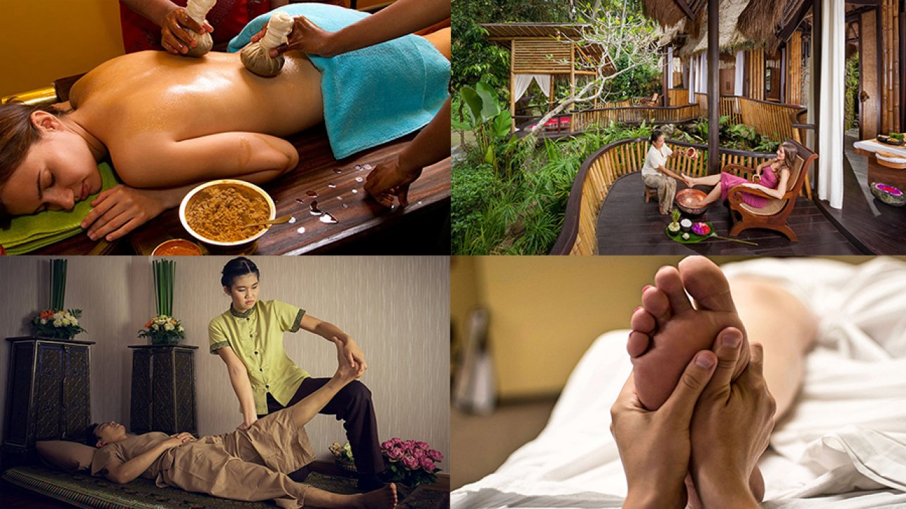 Asian Hotel Massage