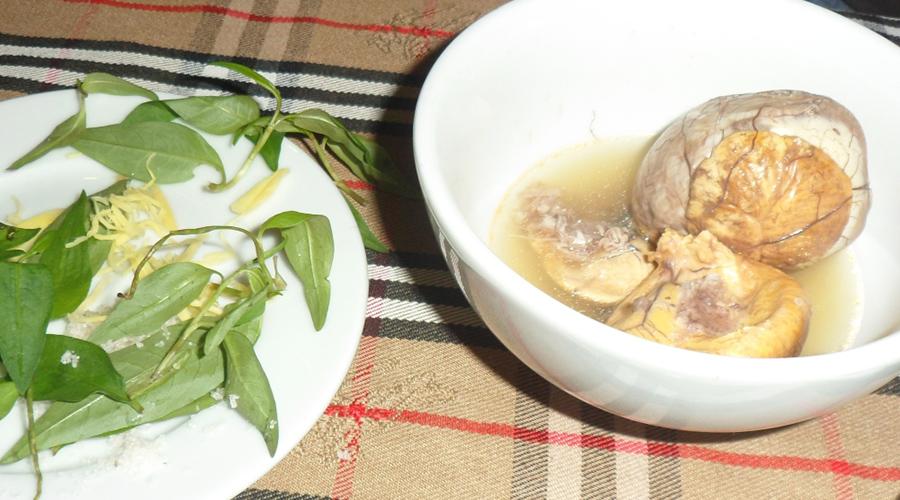 Balut à Hanoi