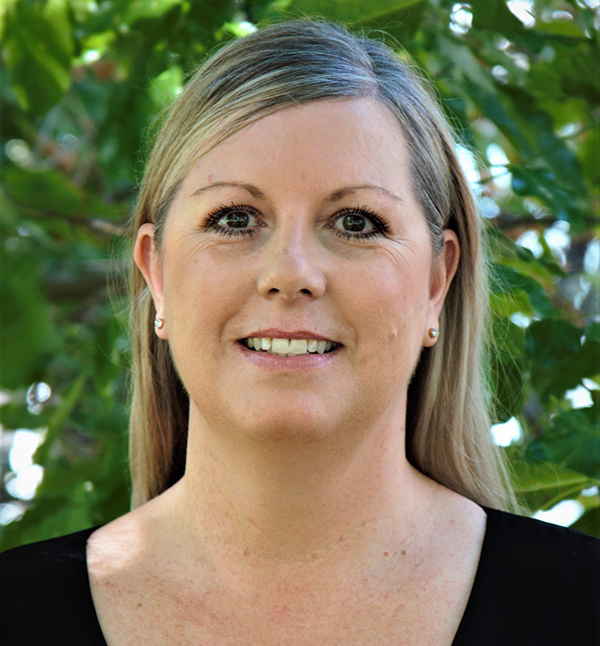 Natalie Edwards - sales manager for Australia and New Zealand