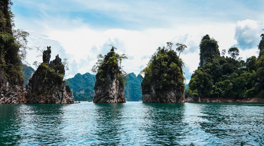 Национальный парк Кхао Сок, Таиланд