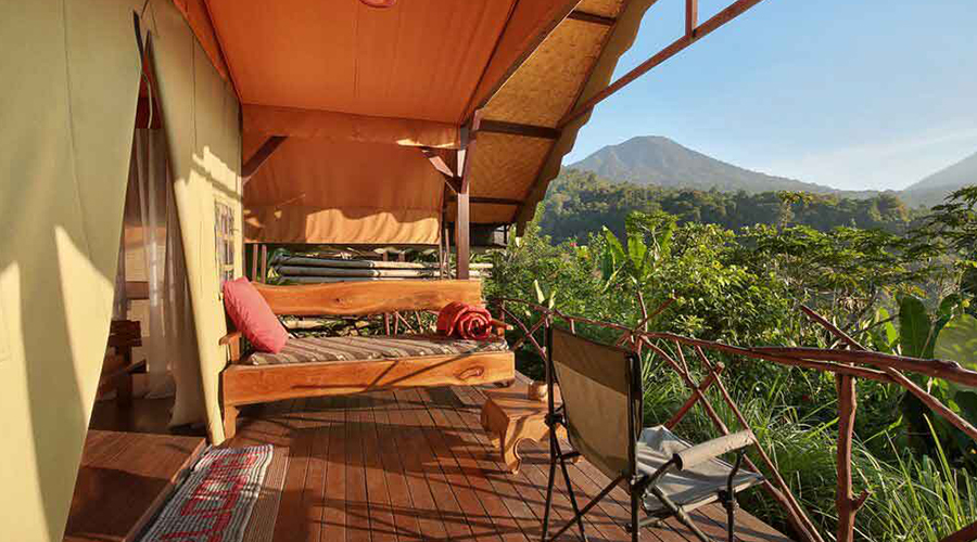 Sang Giri Mountain Rainforest Glamping, Bali