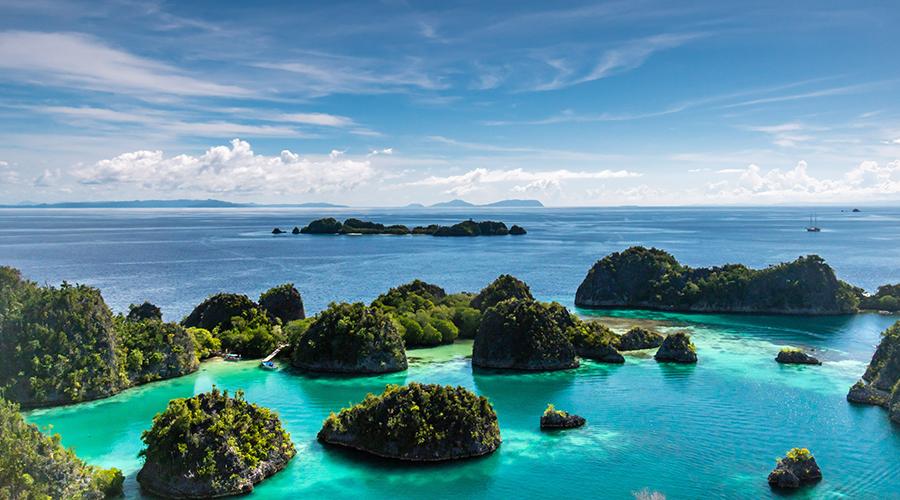 インドネシアラジャアンパット
