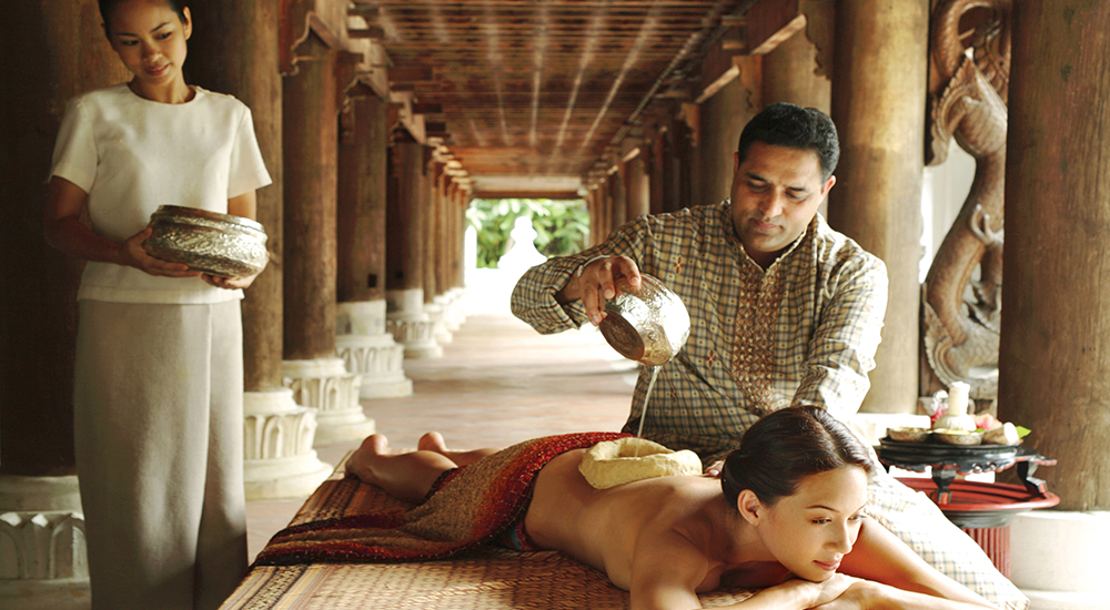 Top Asian Hotels for Wellness Experience